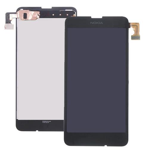 Nokia 630 LCD displej + dotykové sklo Praha