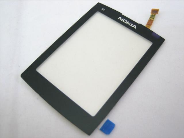 Nokia X3-02 dotykové sklo Praha