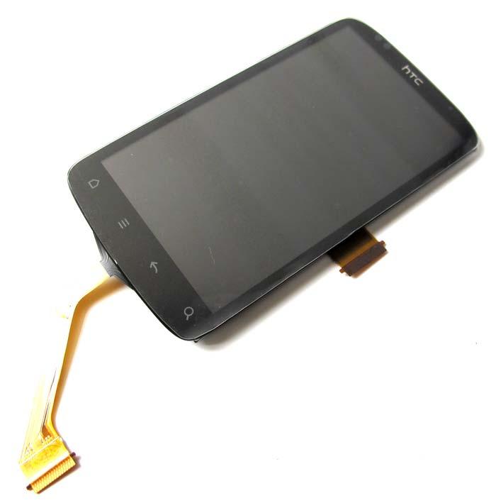 HTC Desire S LCD displej + dotykové sklo Praha