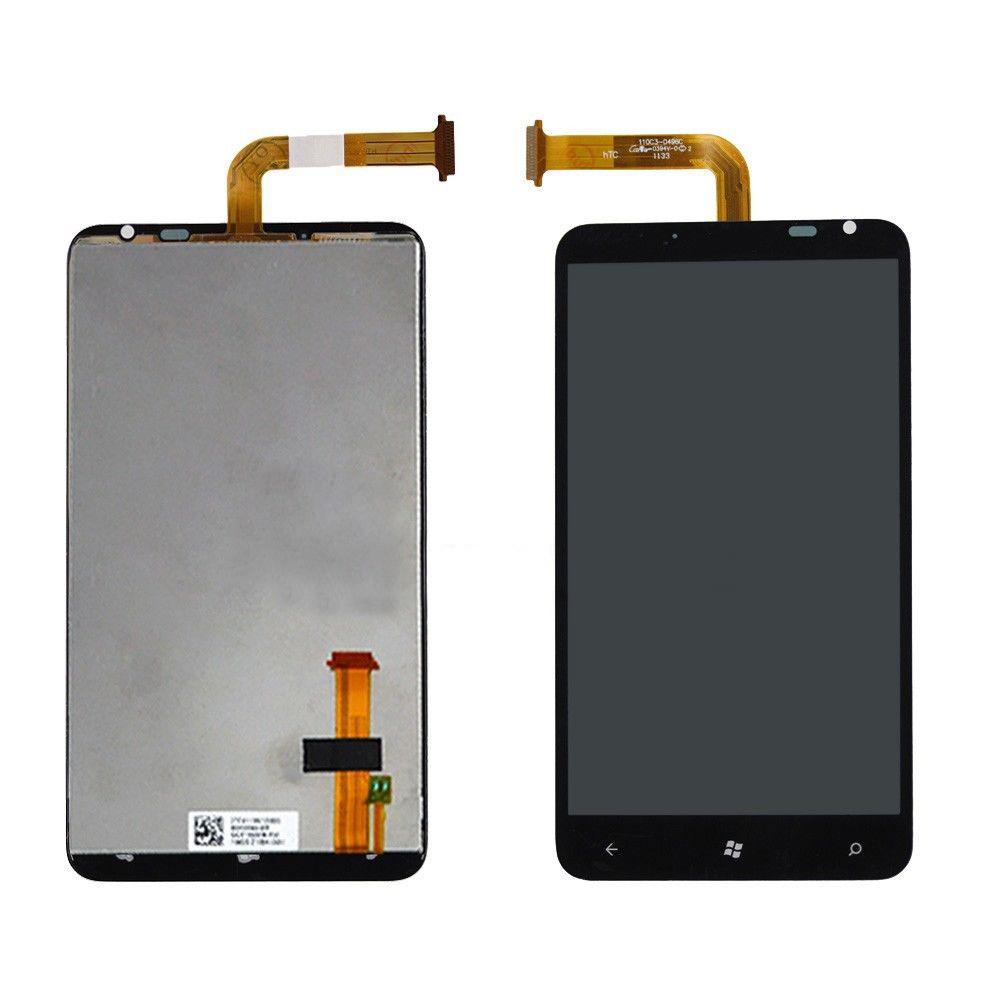 HTC TITAN LCD displej + dotykové sklo Praha