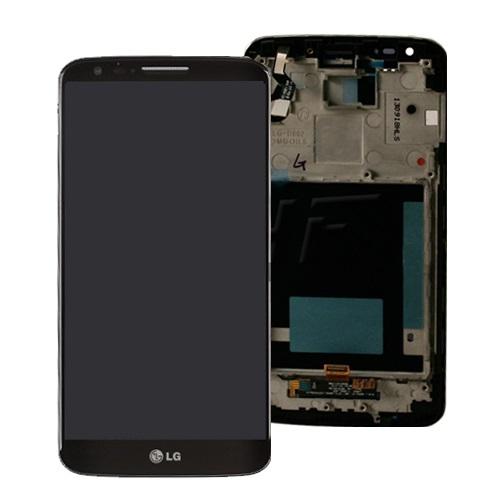 LG G2 D802 LCD displej rám