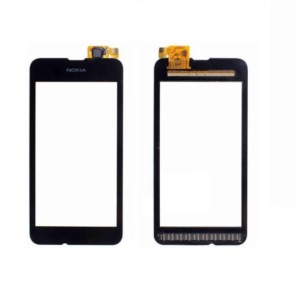Nokia Lumia 530 dotykové sklo Praha