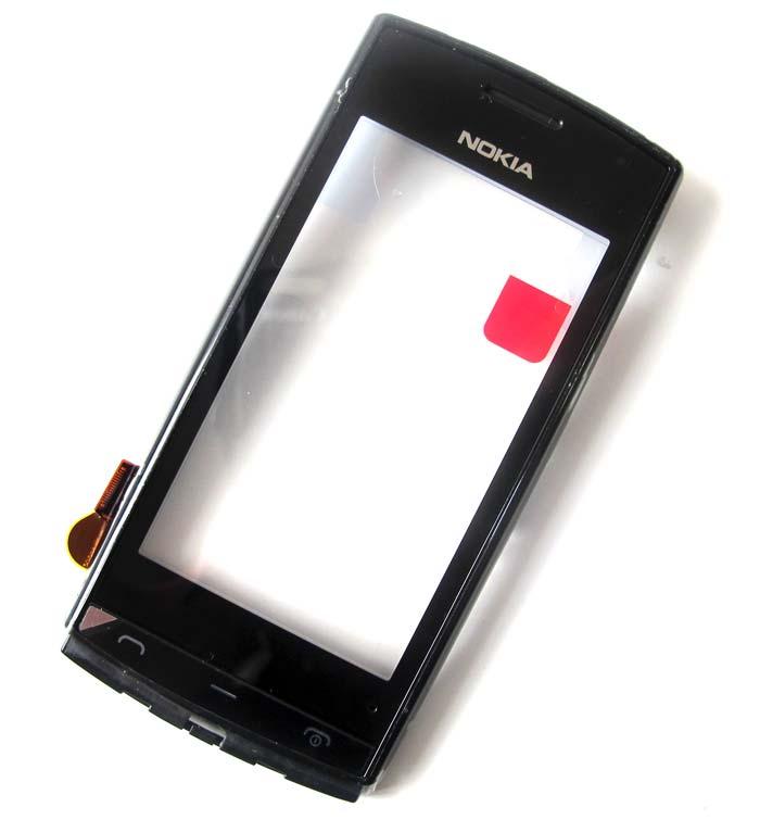 Nokia 500 dotykové sklo Praha