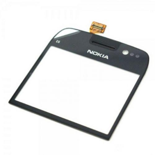 Nokia E6 dotykové sklo Praha