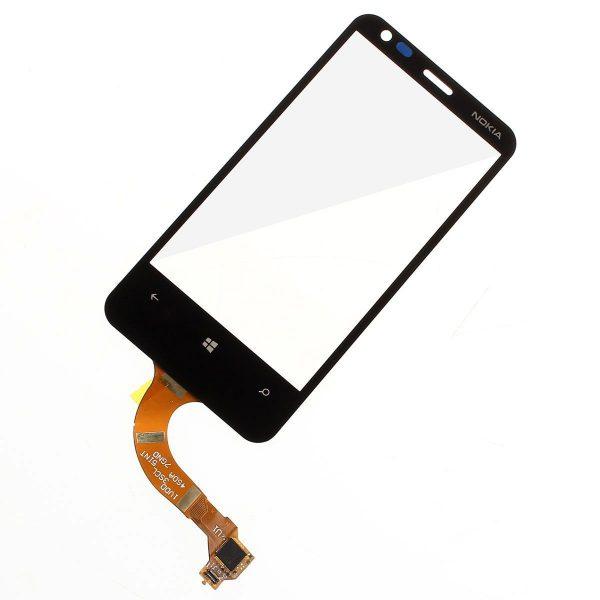 Nokia Lumia 620 dotykové sklo, plocha, digitizer Praha