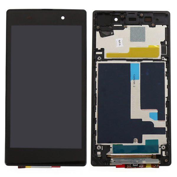 Sony Xperia Z1 LCD displej + rám Praha