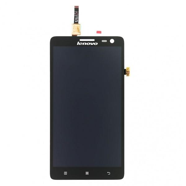 Lenovo S856 lcd displej + dotykové sklo