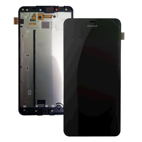 Nokia Lumia 640 XL lcd displej + dotykové sklo