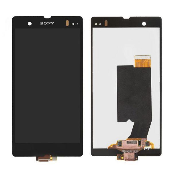 Sony Xperia Z1S lcd displej + dotykové sklo