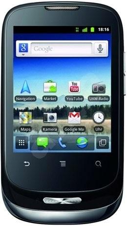 Huawei Ideos X1 gaga