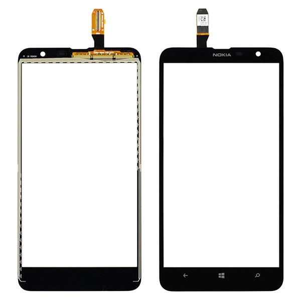 Nokia Lumia 1320 dotykové sklo, dotyková plocha - www.lcd-displeje.cz