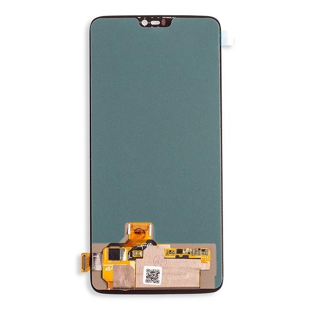 OnePlus 6 lcd displej + dotykové sklo - www.lcd-displeje.cz