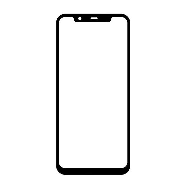 Dotyková plocha, dotykové sklo Nokia 5.1 plus - www.lcd-displeje.cz