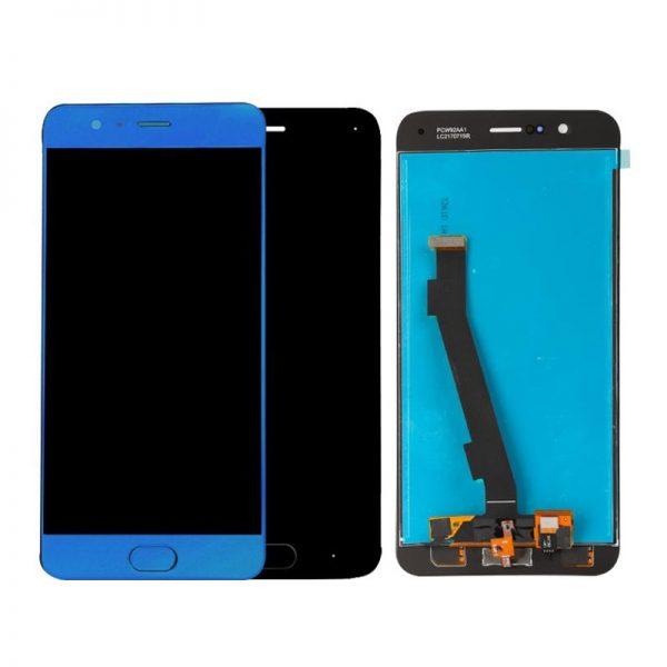 Xiaomi Mi Note 3 lcd displej + dotykové sklo + fingerprint