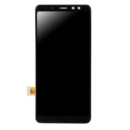 Samsung Galaxy A8 (2018) A530F - LCD displej + dotykové sklo