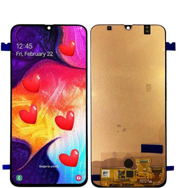 Samsung Galaxy A50 lcd displej + dotykové sklo