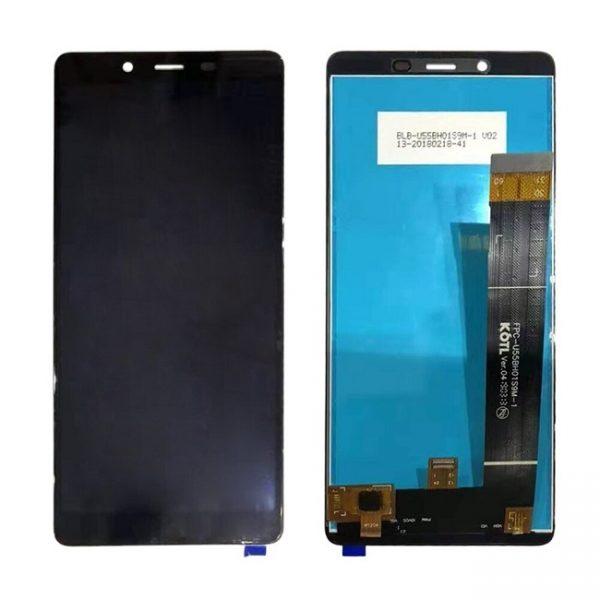 Lcd displej + dotykové sklo Nokia 1 plus