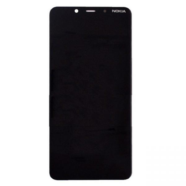 Nokia 3.1 Plus lcd displej + dotykové sklo