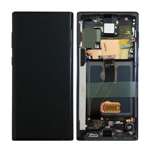 LCD displej + dotykové sklo Samsung Galaxy Note 10