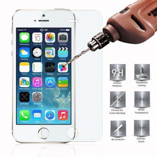 Ochranné tvrzené sklo Apple iPhone 5, 5S, SE