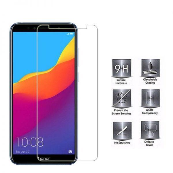 Ochranné tvrzené sklo Huawei Honor 7a
