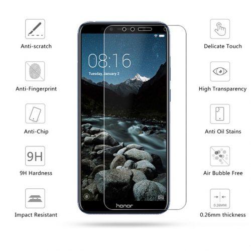 Ochranné tvrzené sklo Huawei Honor 7C