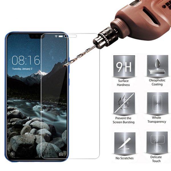 Ochranné tvrzené sklo Huawei Honor 8x
