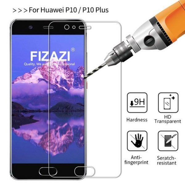Ochranné tvrzené sklo Huawei P10 Plus