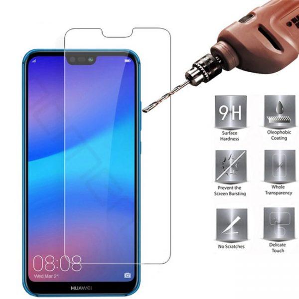 Ochranné tvrzené sklo Huawei P20 lite