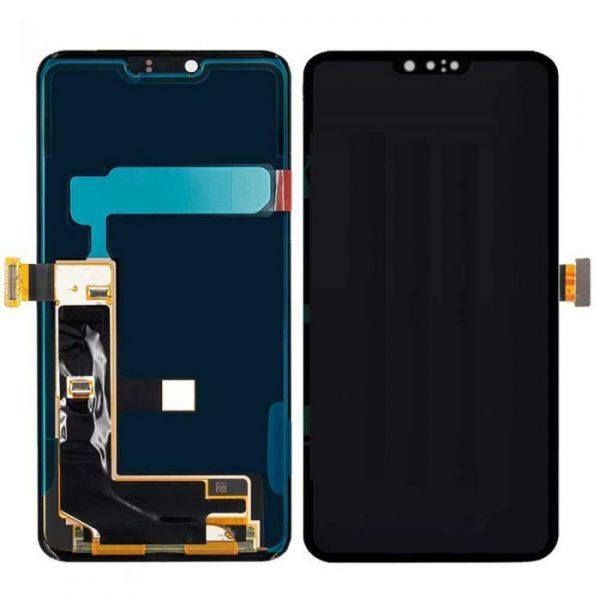 LG G8 lcd displej + dotykové sklo