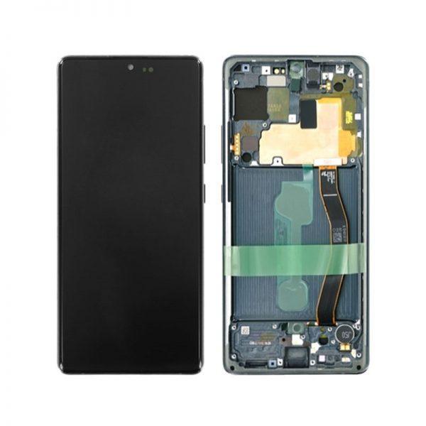 LCD displej + dotykové sklo Samsung Galaxy S10 Lite