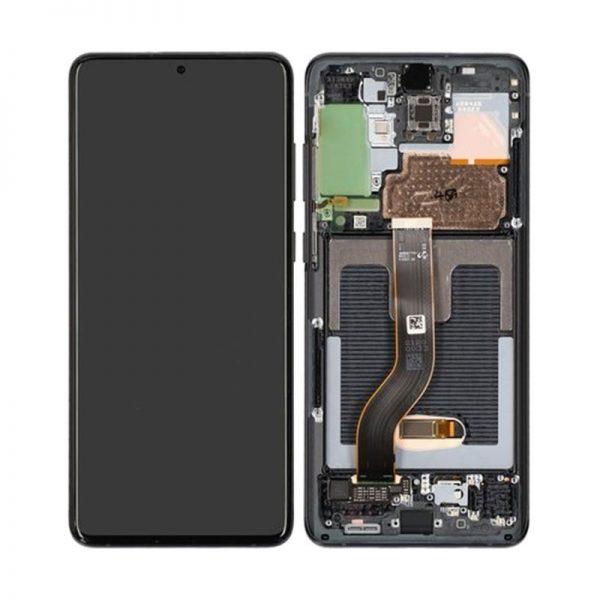 Samsung Galaxy s20+ lcd displej + dotykové sklo