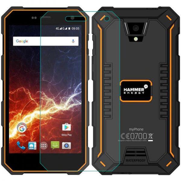 Ochranné tvrzené sklo myPhone Hammer Energy