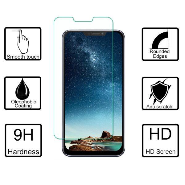 Ochranné tvrzené sklo Asus Zenfone 5Z ZS620KL