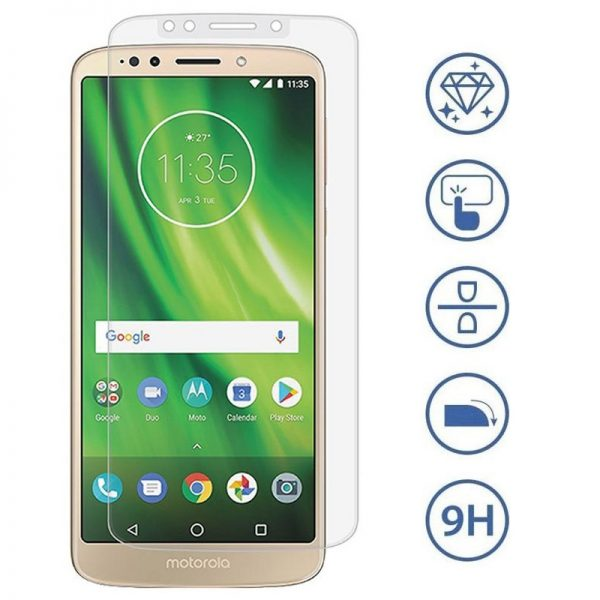 Ochranné tvrzené sklo Motorola G6 Play