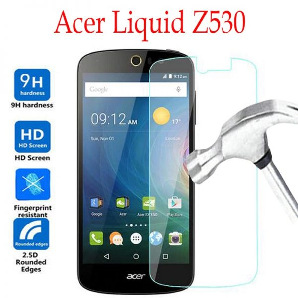 Ochranné tvrzené sklo Acer Liquid Z530