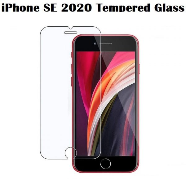 Ochranné tvrzené sklo iPhone SE 2020