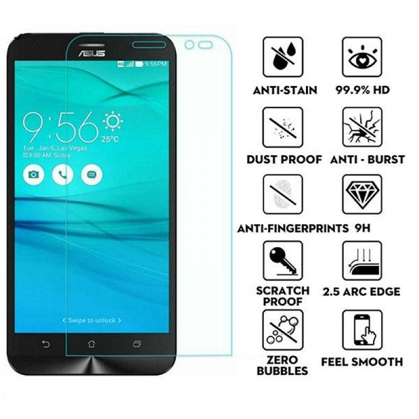 Ochranné tvrzené sklo Asus Zenfone Go