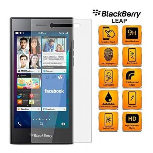 Ochranné tvrzené sklo Blackberry Leap