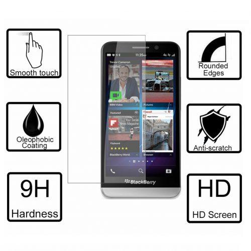 Ochranné tvrzené sklo Blackberry Z30