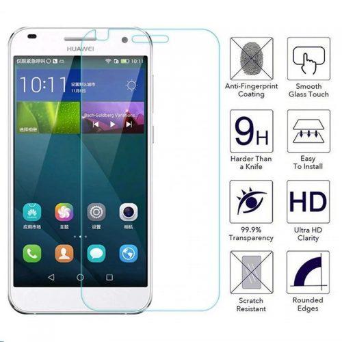 Ochranné tvrzené sklo Huawei Ascend G7