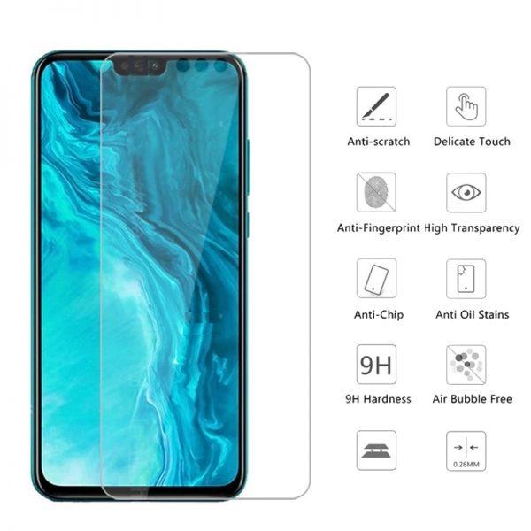 Ochranné tvrzené sklo Huawei Honor 9X lite