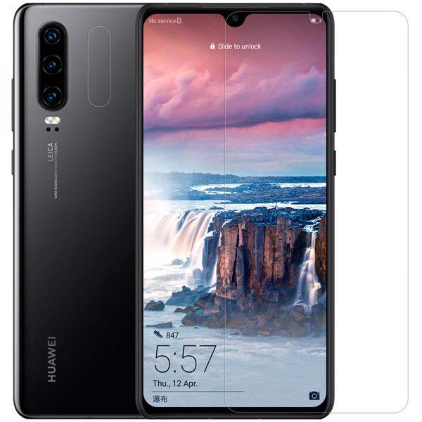 Ochranné tvrzené sklo Huawei P30