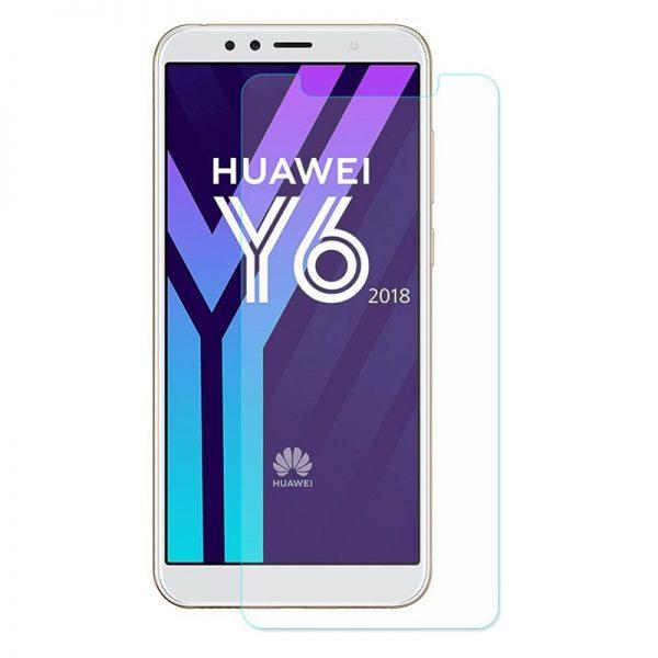 Ochranné tvrzené sklo Huawei Y6 2018