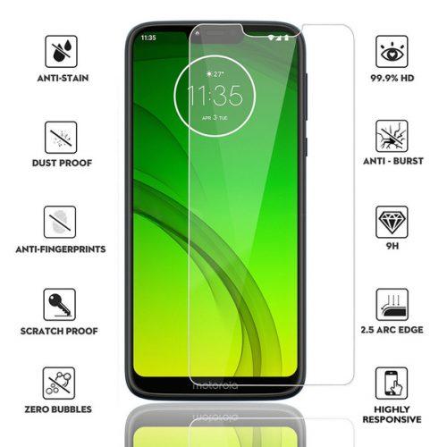 Ochranné tvrzené sklo Motorola G7 Power