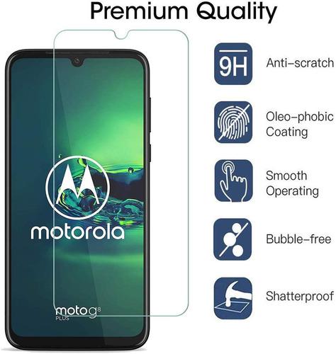 Ochranné tvrzené sklo Motorola G8 Plus