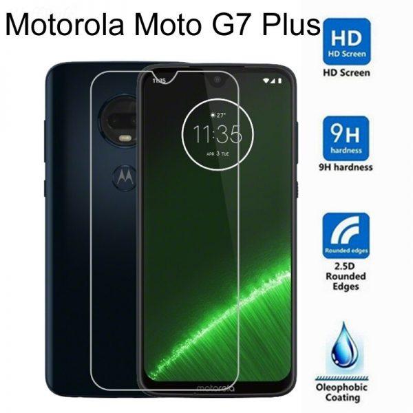 Ochranné tvrzené sklo Motorola G7 Plus
