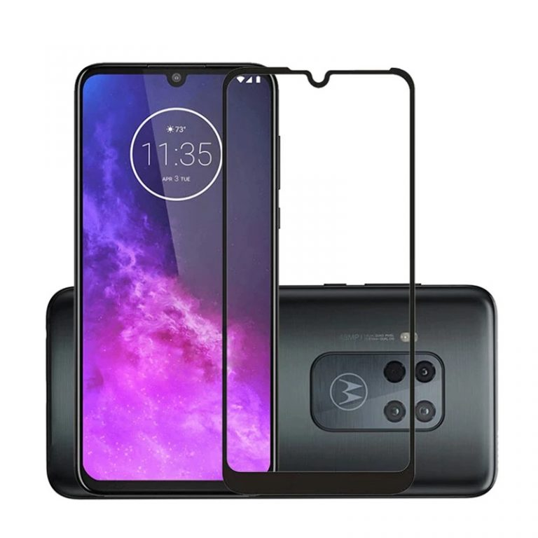 3D  Ochranné tvrzené sklo Motorola One Zoom