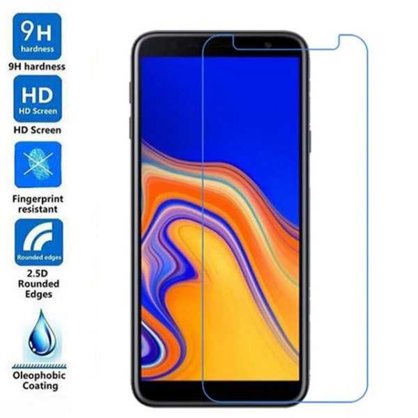 Ochranné tvrzené sklo Samsung Galaxy A7 2018
