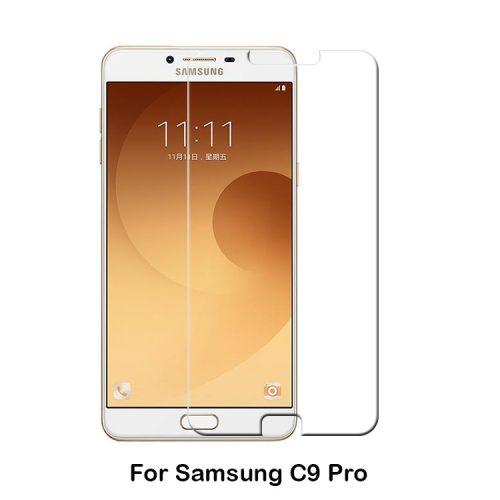 Ochranné tvrzené sklo Samsung Galaxy C9 Pro